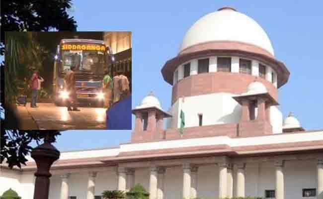 Judge Whatsapp Joke During Hearings on Karnataka Politics - Sakshi
