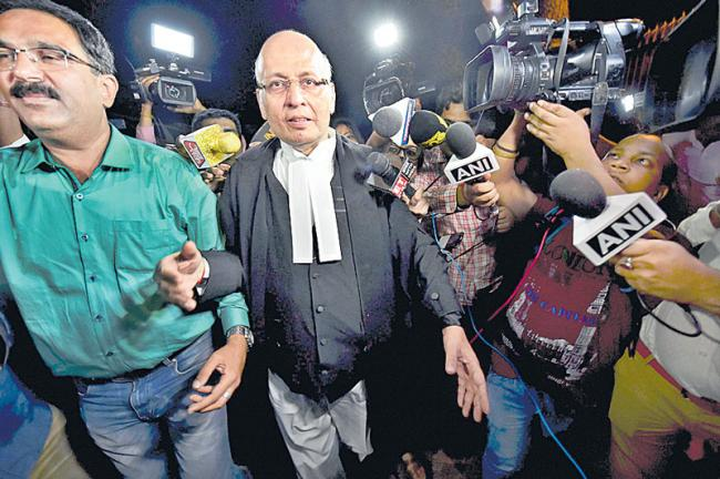 Supreme Court Refuses To Stay Swearing-in Ceremony - Sakshi