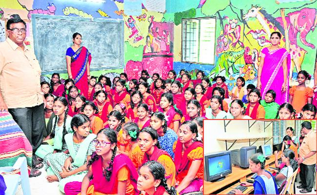 Childrens Observation Home Help To Orphaned Children - Sakshi