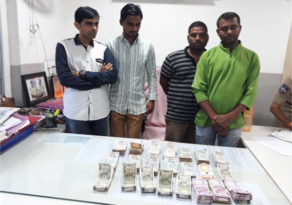 Cricket Betting Gang Arrested in Hyderabad - Sakshi