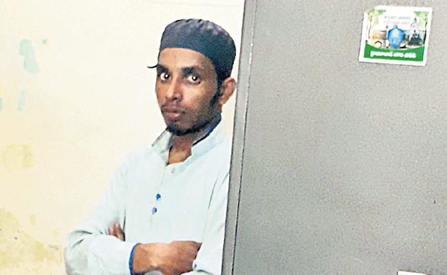 Teacher Molestation On Student In Golkonda - Sakshi