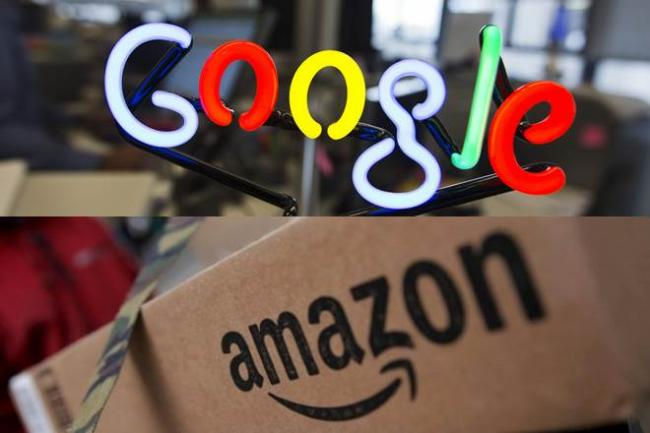 Amazon, Google lead global smart speaker market, Apple fourth - Sakshi