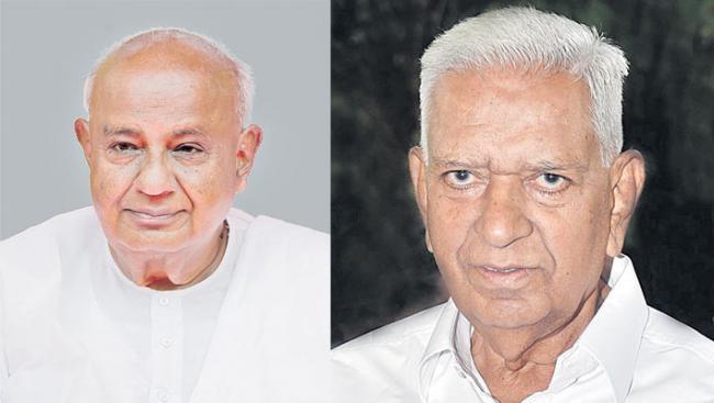 Vajubhai Vala Was at Receiving End of Deve Gowda Engineered Coup in Gujarat - Sakshi