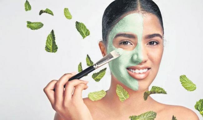 beauty tips:cool face pack - Sakshi