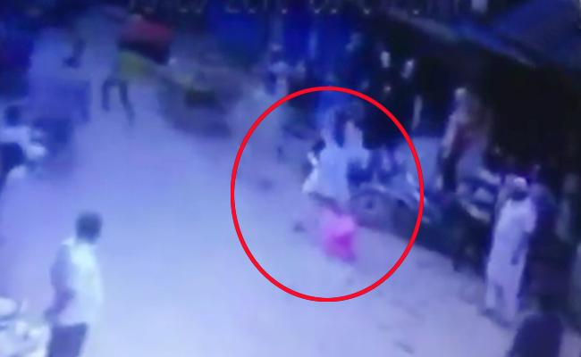 Woman Brutally Beaten by Her Brother in Laws Sons  - Sakshi
