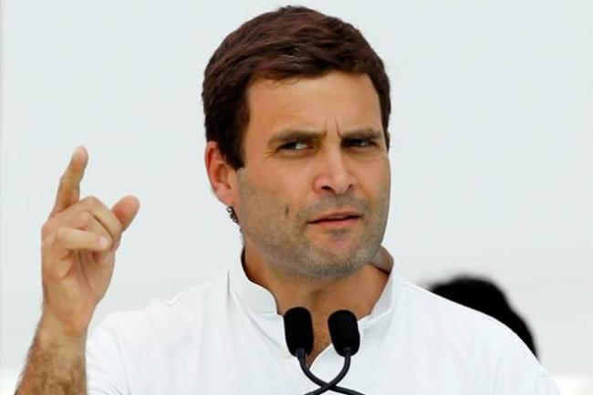 Rahul Gandhi Tweets On Supreme Court Order - Sakshi