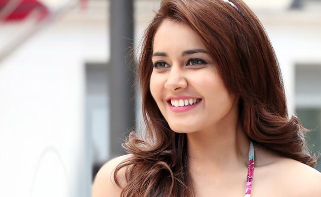 Rashi Khanna Special Interview On Ayogya Movie - Sakshi