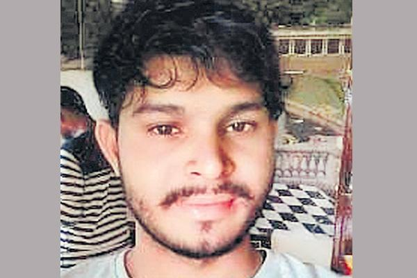Suicide of a young man - Sakshi