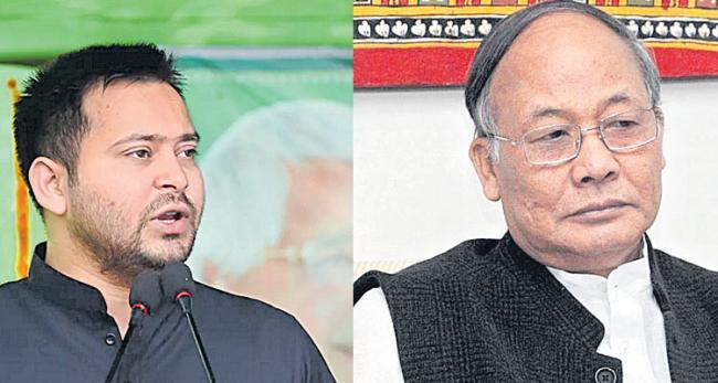 Congress, RJD for Karnataka model in Goa, Manipur and Bihar - Sakshi