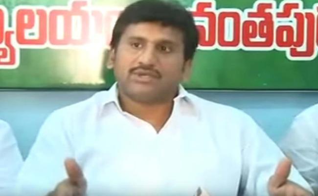 Doubts In Chaman Death Says Thopudurthi Prakash Reddy - Sakshi