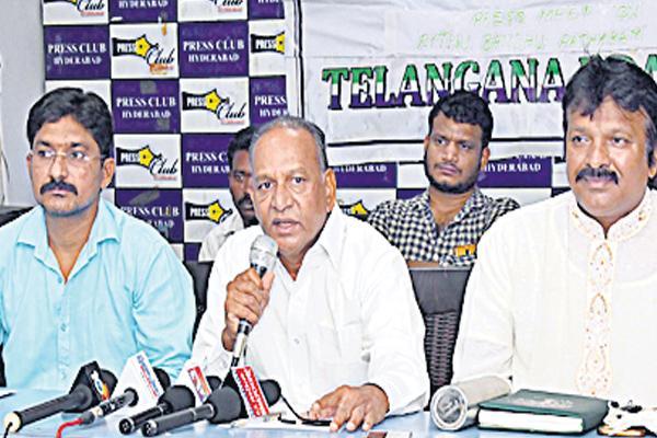 Justice Chandrakumar about raitubandu scheme - Sakshi