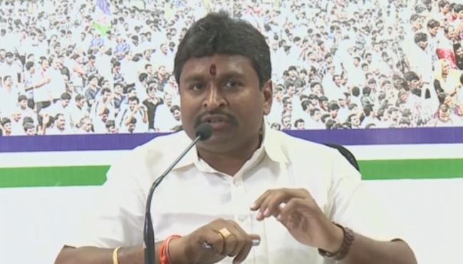 YSR congress leader vellampalli srinivas fires on government over TTD issue - Sakshi