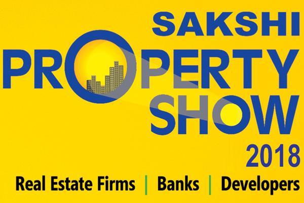 Today, tomorrow sakshi property show! - Sakshi