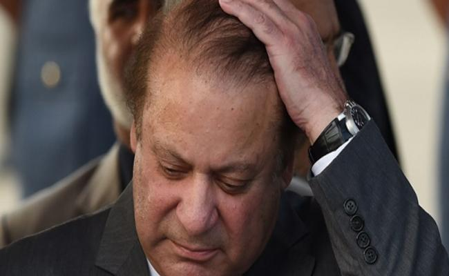Editorial Article On Pakistan Former PM Nawaz Sharif - Sakshi