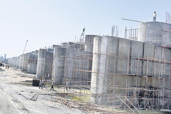 There are two other key permits for Kaleshvaram - Sakshi