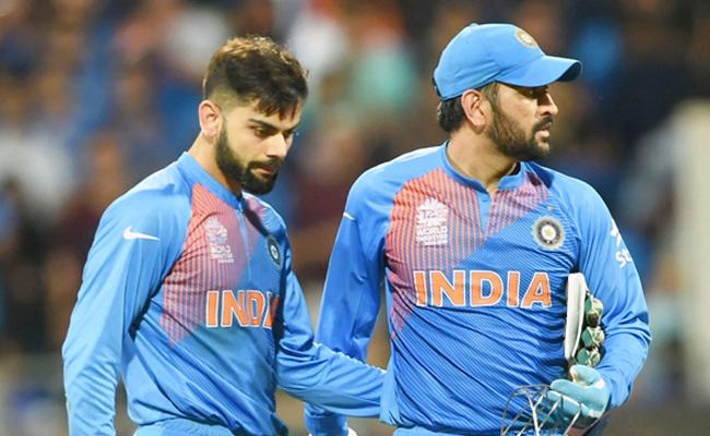 Team India Loses Top Place To England In ICC ODI Rankings - Sakshi