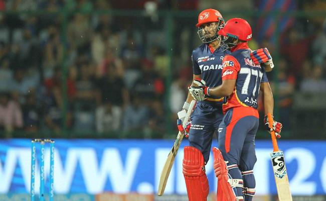 Rajasthan Target 151 in 12 Overs with DLS - Sakshi