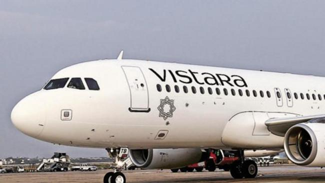 Air Vistara Rejects Passengers Tweet Claiming Cockroach Found In Food - Sakshi