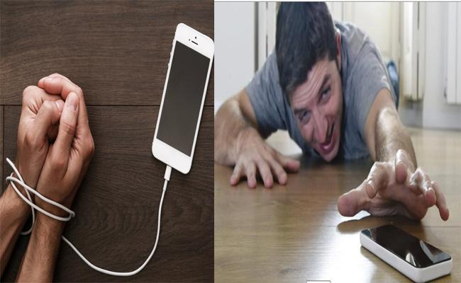 Smartphone Using Becomes Addiction To Indian Users - Sakshi
