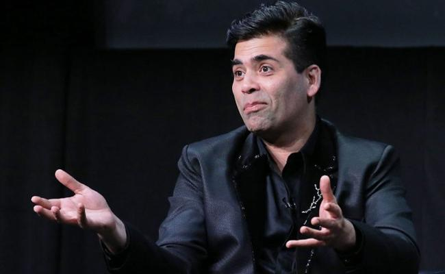 Karan Johar Comment On Salman Race3 Over His Lust Stories Web Series - Sakshi