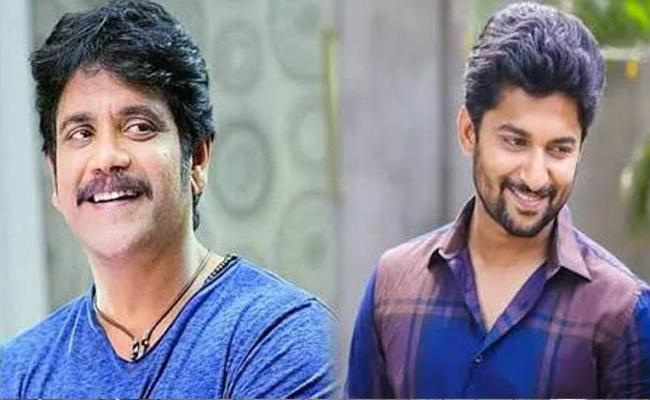 Nagarjuna And Nani Multi Starrer Movie Release Date - Sakshi