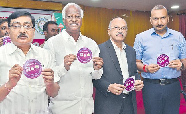 Telangana EAMCET 2018 Results Declared - Sakshi