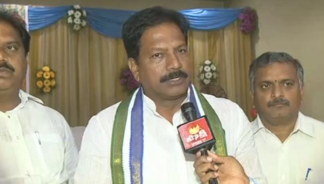 YSRCP leader kona raghupathi slams chandrababu naidu - Sakshi