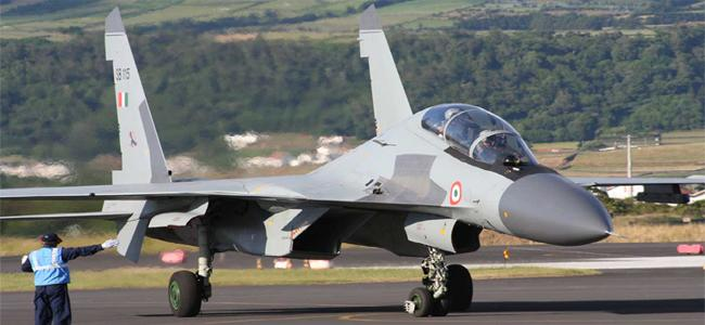 IAF Sukhoi Su-30 MKIs Are Capable Enough To Track Chinese Chengdu J-20 Fighters - Sakshi