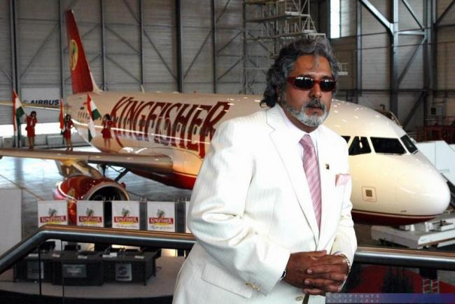 NSE To Delist Kingfisher Airlines, 17 Other Companies On 30 May - Sakshi