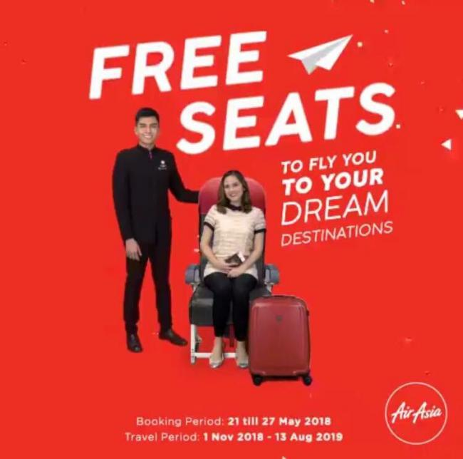 AirAsia Big Sale Offer: International Flight Tickets Start From Rs. 999 - Sakshi