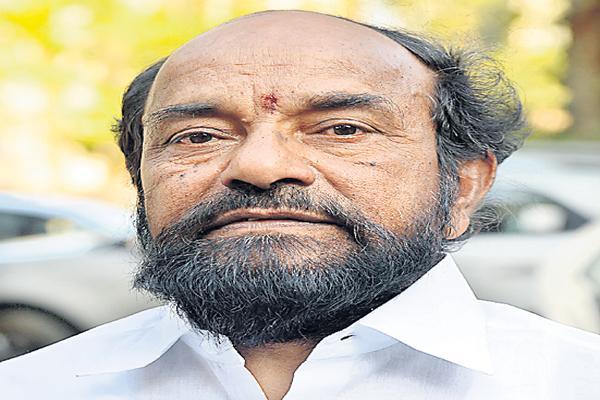 Krishnaiah demands on Gurukul Teachers Appointments - Sakshi