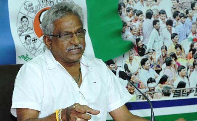 YV Subbareddy Urges Lok Sabha speaker to Accept Resignations - Sakshi