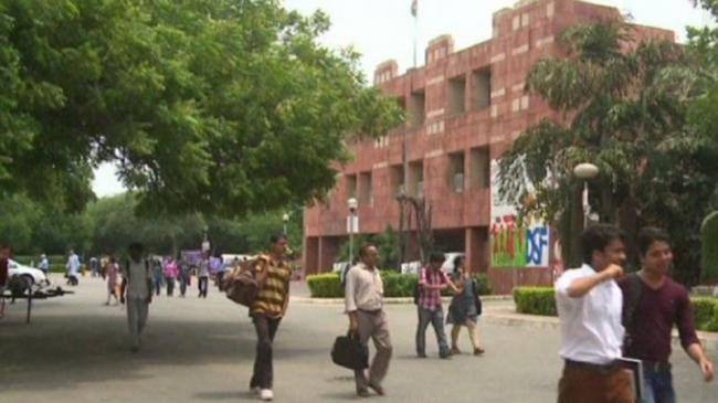 Delhi Minorities Commission Issues Notice To JNU - Sakshi