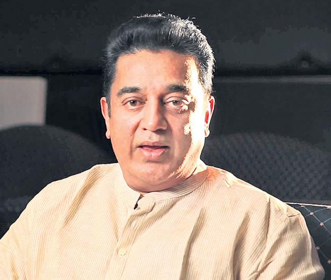 Indian 2 will talk about present politics, reveals Kamal Haasan - Sakshi
