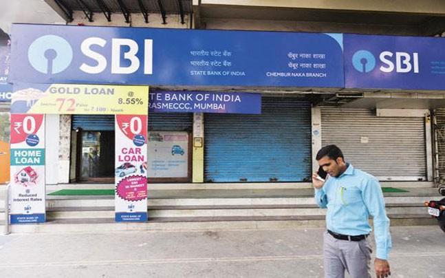 SBI Q4 Loss At Rs 7718 Crores - Sakshi