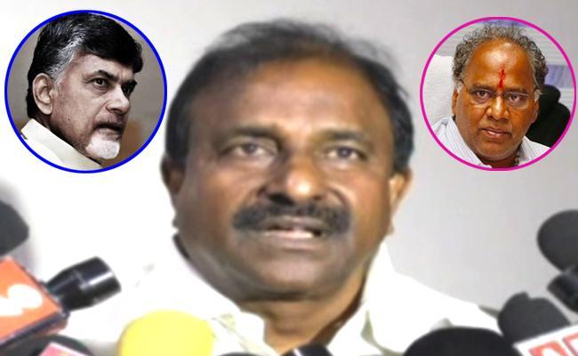 BJP MLC Somu Veerraju Slams TTD JEO And TDP Chie Chandrababu Naidu - Sakshi