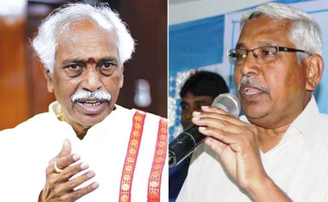 Condolences Pour In For Bandaru Dattatreya Son Vaishnav - Sakshi