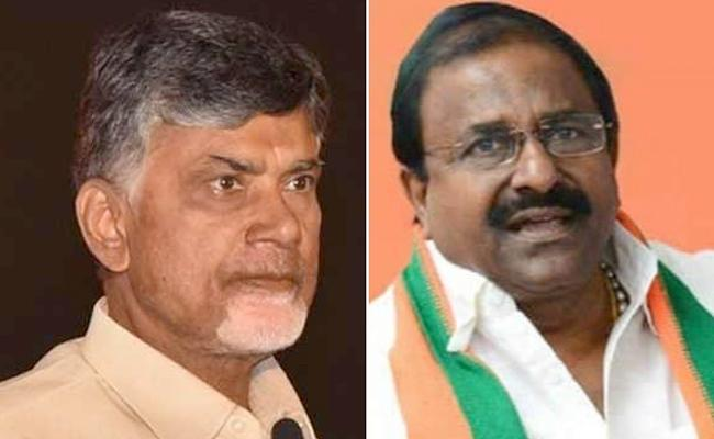 AP BJP Leaders Meets Governor Narasimhan - Sakshi