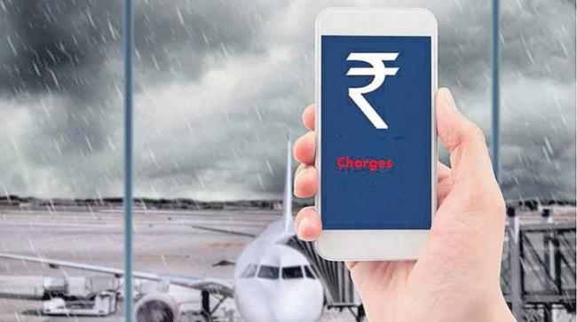 Experts feel that flight ticket charges may also increase - Sakshi