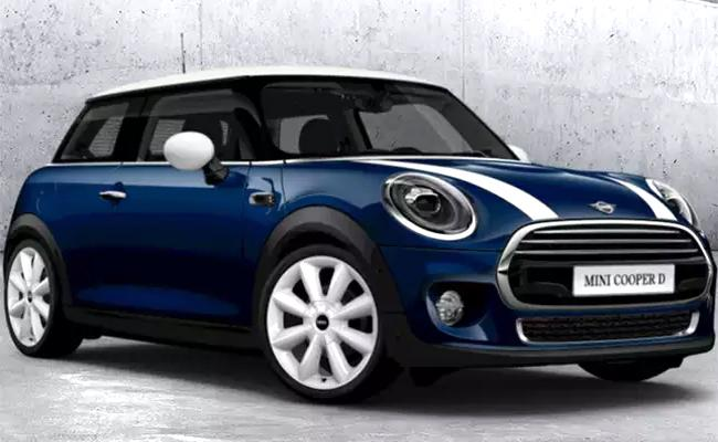 BMW Unveils Updated MINI Hatch, Convertible In India - Sakshi