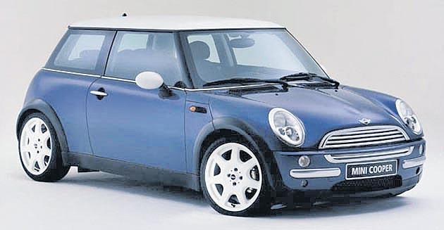 Updated mini versions from BMW - Sakshi