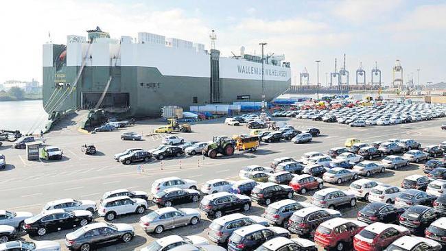 Tariffs on vehicle imports - Sakshi