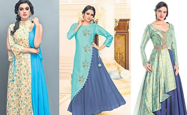 new fashion sarees - Sakshi