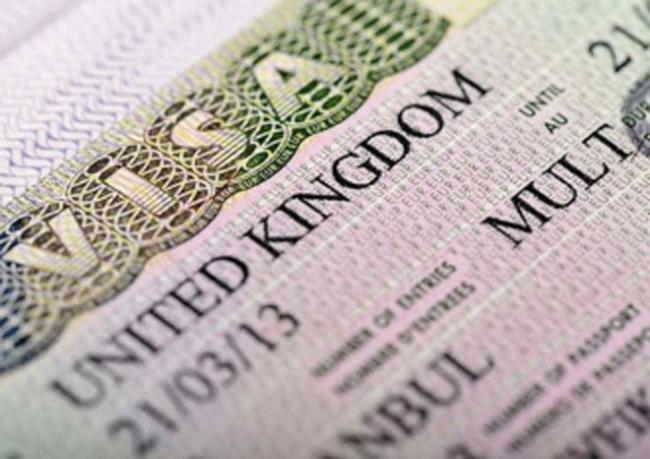 INDIANS SLIP TO FOURTH PLACE IN UK MIGRATION STATISTICS - Sakshi