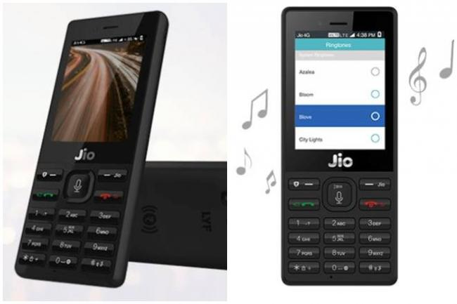 Jio Phone Tops Global Feature Phone Market in Q1 - Sakshi