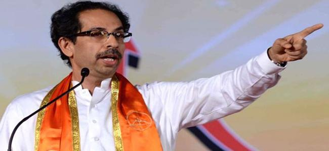 Shiv Sena Alleges That BJP Has Become A Mad Murderer - Sakshi