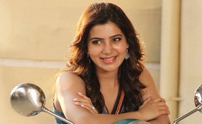Samantha Response On Thatayya Song - Sakshi
