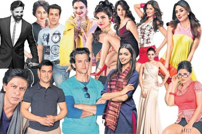 Bollywood stars celebrities shock to producers - Sakshi