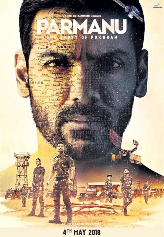 Parmanu Movie Review - Sakshi