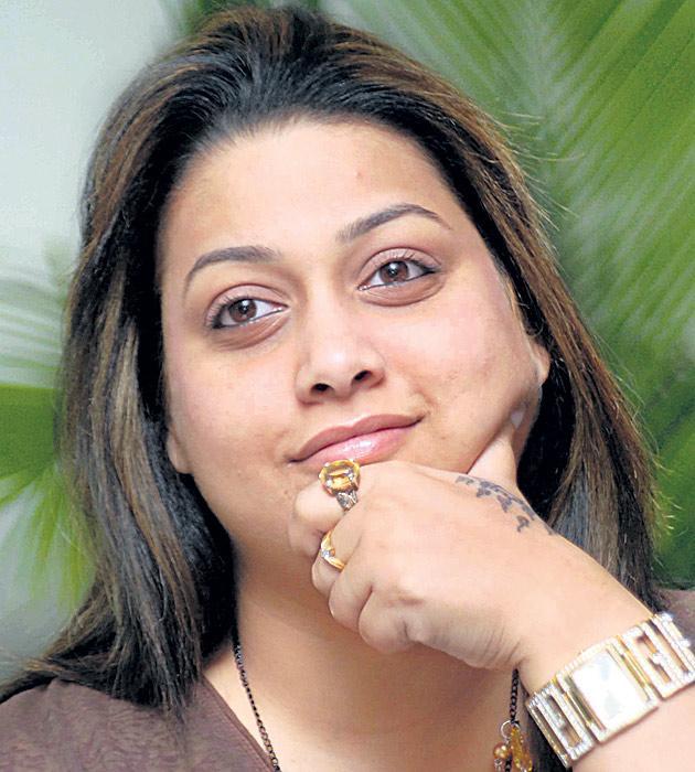 Actress Rakshitha Turned As Dubbing  - Sakshi